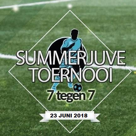 Zaterdag 23 juni 2018:  SummerJuve!