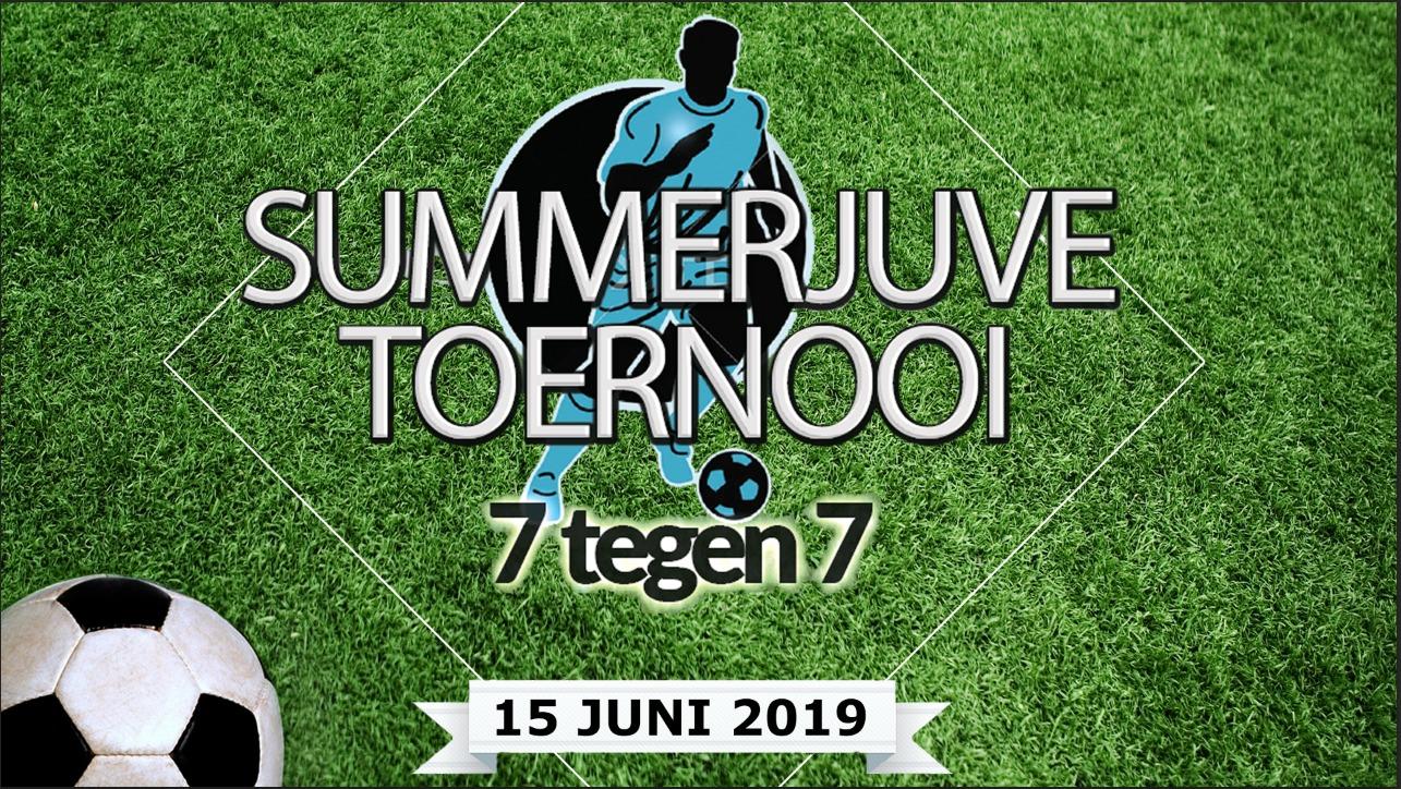 Inschrijving SummerJuve 2019 geopend!